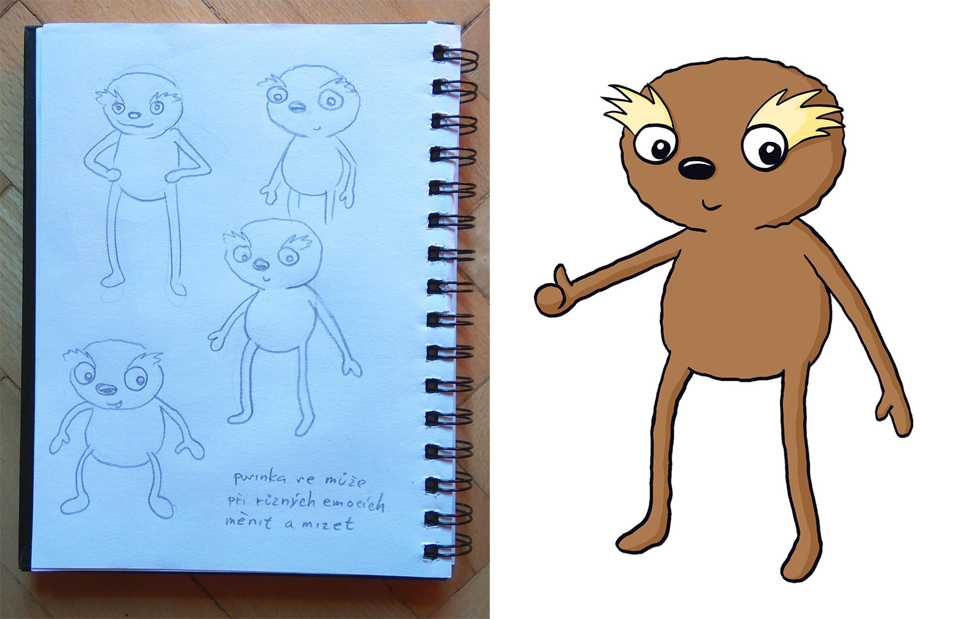 Proč mi skicování šetří čas i nervy