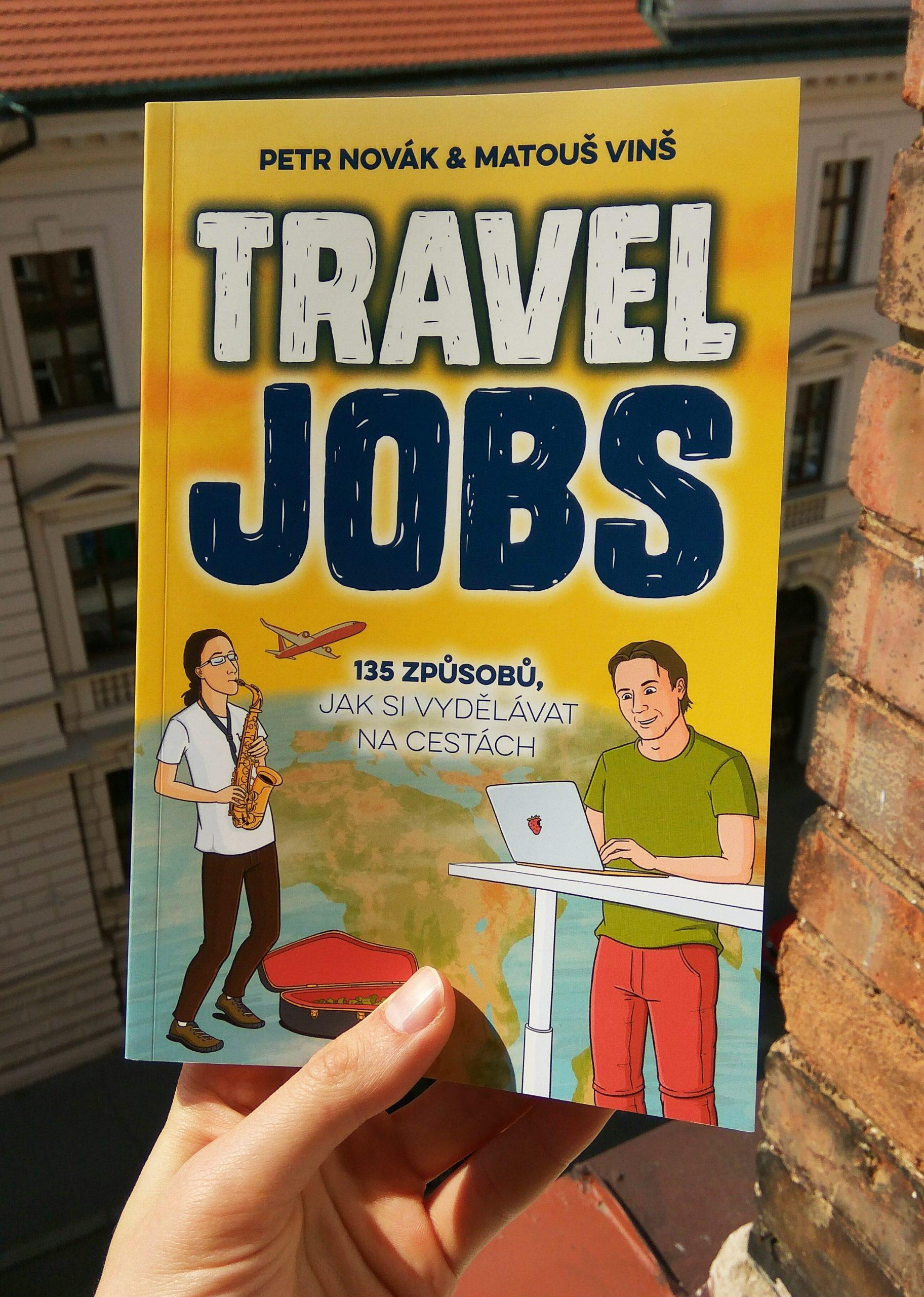 Obálka knihy Travel jobs